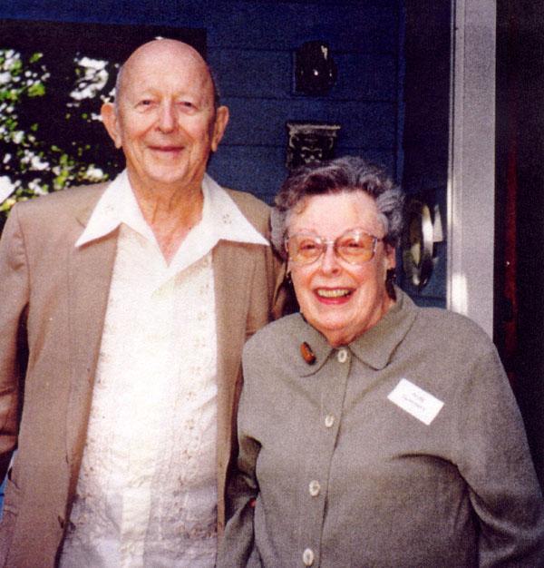 Anita Summers and John Niederhauser